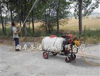 农田杀虫除草手推打药机 远射程大容量打药机