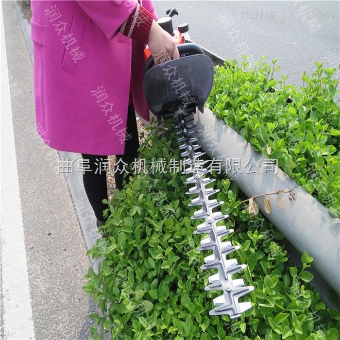 大功率汽油綠籬機 輕便式茶園修剪機