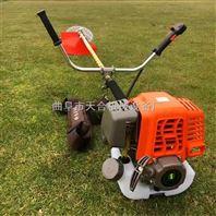 性能强的小型割草机 专业割草机 多功能背负式割草机