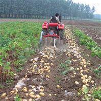 不损果高效率 花生土豆收获机 平地种植专用花生收获机