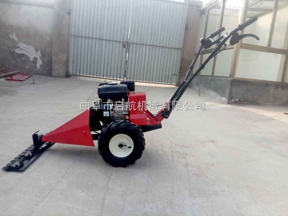 手推式省人力汽油动力割灌机 开荒割草机 园林机械割草机