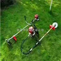 汽油大马力割草机 背负式割草机 秸秆收割机