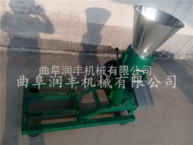 柴油机带的饲料颗粒机 带离合器饲料造粒机