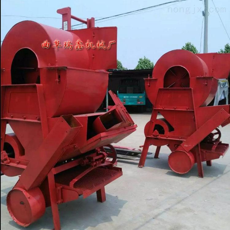 小型稻谷打场机 小麦稻谷一体多用脱粒机 家用小型小麦脱粒机