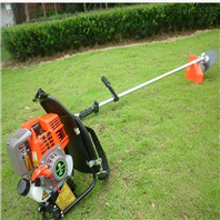 多功能草坪机割灌机 小型背负式割草机