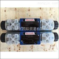 力士乐Rexroth 4WE6H6X/EG24N9K4 电磁阀