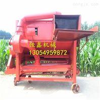 陕西葵花籽脱粒机 家用小麦脱粒机多少钱