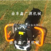 四冲程大功率挖坑机 手提式挖坑机 双人种树打孔机