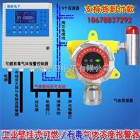 化工厂车间氧气气体浓度报警器,煤气浓度报警器生产厂家售后服务更省心