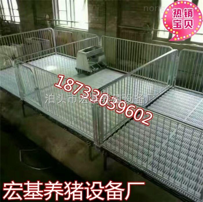 供应小猪保育床 双体育肥保育栏猪用设备