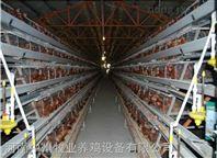 河南鸡笼厂批发层叠鸡笼三层鸡笼四层鸡笼畜牧养殖业专用