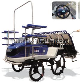 东风牌2ZG-630型高速乘座式插秧机