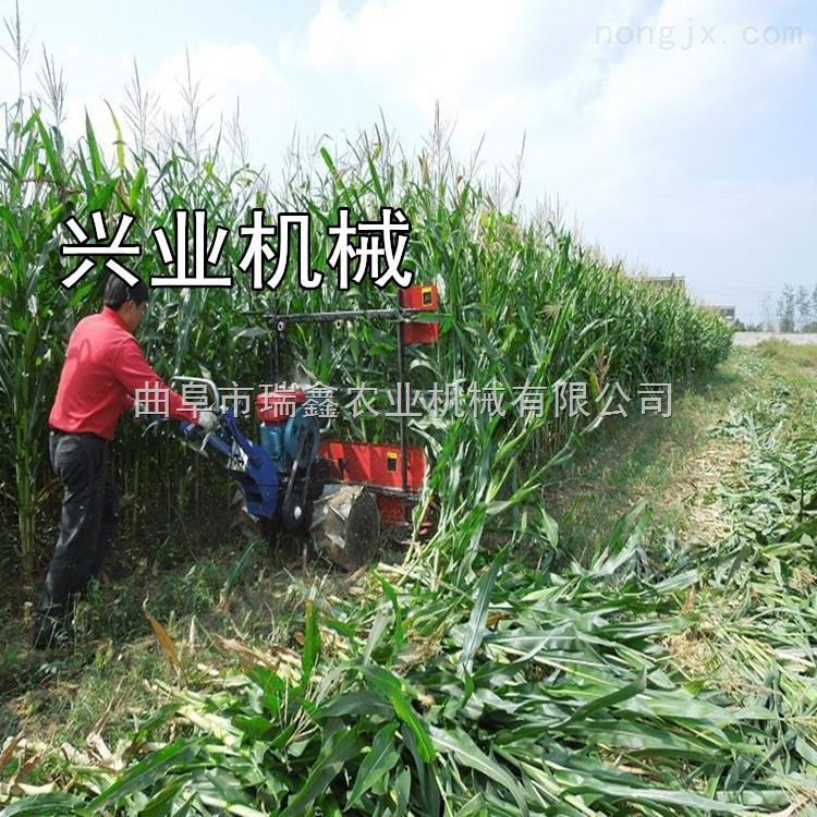 rxjx-100- 苜蓿蕎麥油菜割曬機 玉米秸稈收割晾曬機 鏈條傳動割曬機
