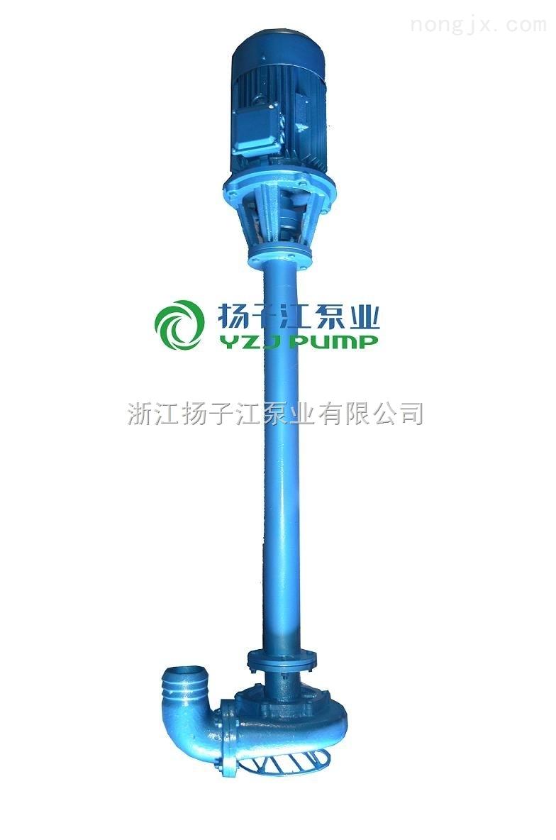 NL系列污水泥浆泵排污泵 单级单吸离心排污泵立式泥浆泵 耐腐蚀