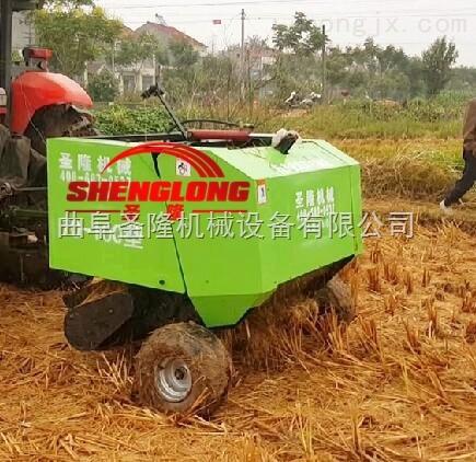加强型稻草秸秆捡拾打捆机