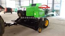 小型拖拉機帶動的玉米秸稈方捆打捆機生產廠家
