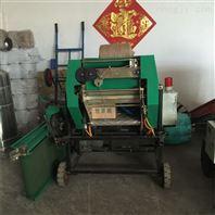 新款秸稈青儲打捆包膜機 青貯鮮草打包機