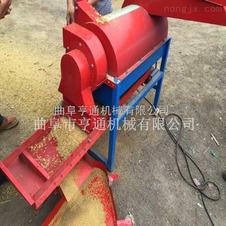 专业生产水稻黄豆麦稻脱粒机厂家直销
