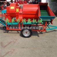供应花生摘果机设备 大型花生摘果机 花生收获机械