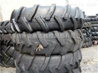 现货13.6-24人字花纹 旱田拖拉机轮胎 农用车