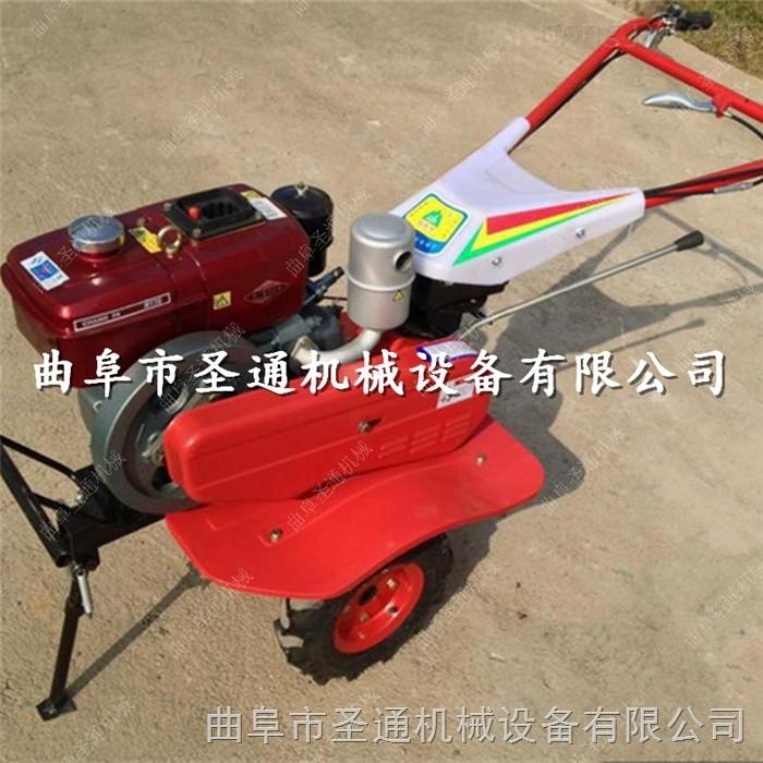 高效輕便微耕機 自走式菜園精耕除草機