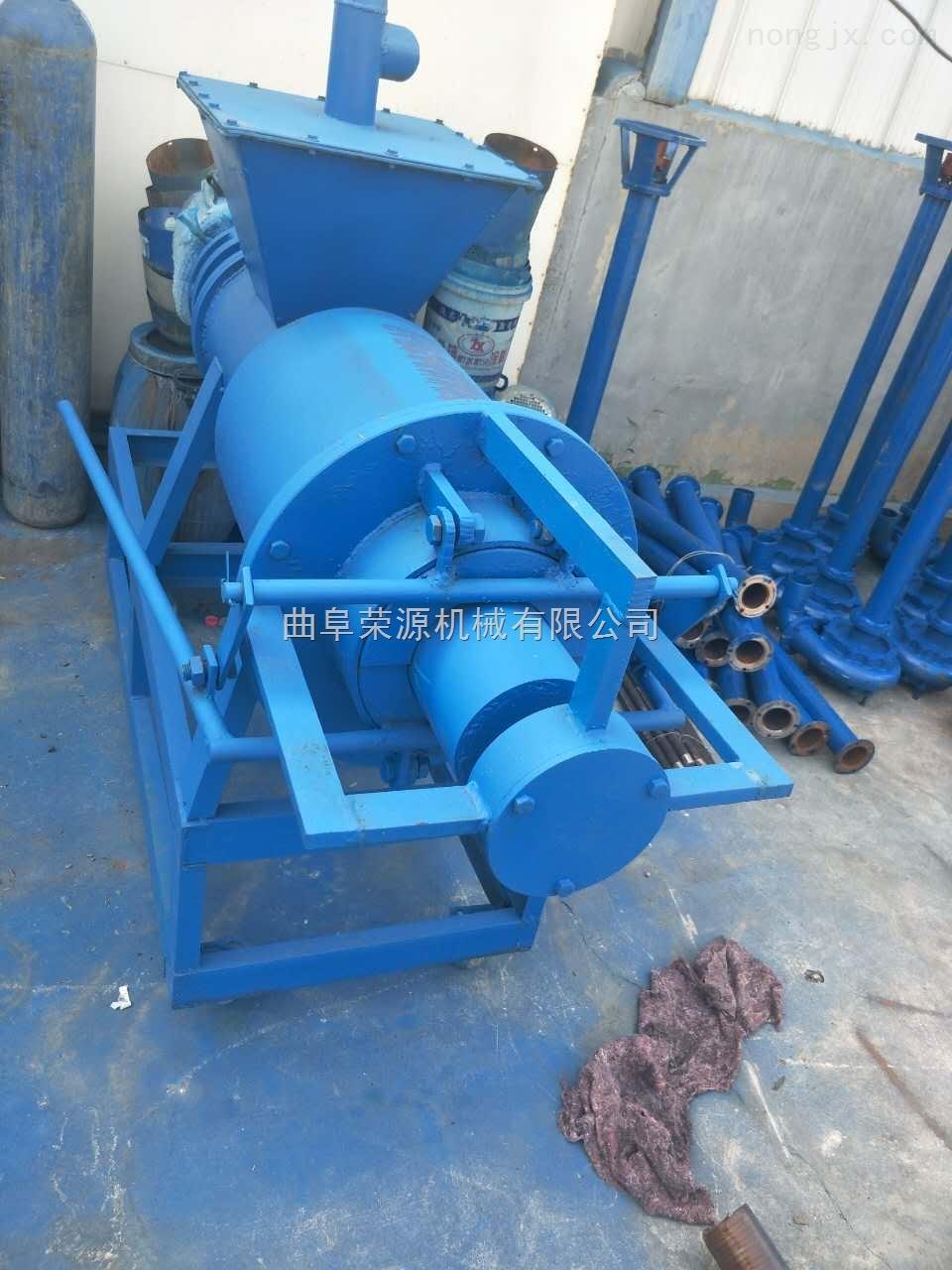 大量的干湿分离器生产商 低价销售优质的多功能粪便抽干机