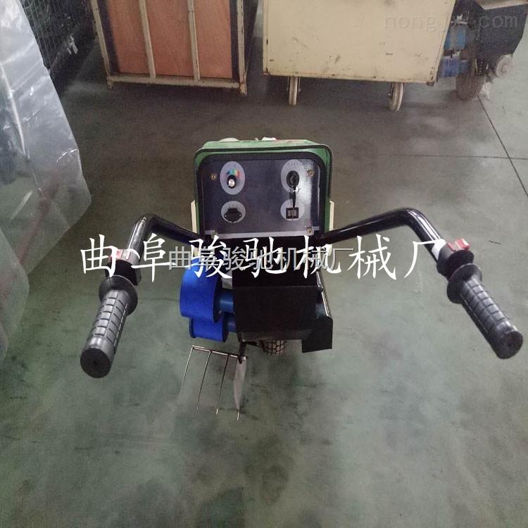 小型韭菜收割機 大棚韭菜收割貨機 電動小型機器