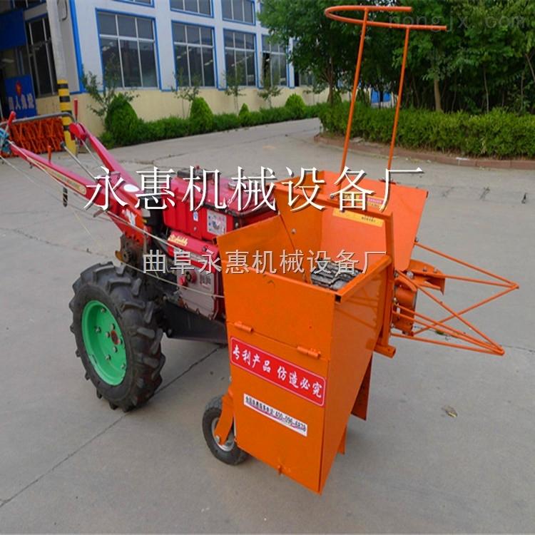 新型手扶式玉米收獲機 手扶式微型玉米收獲機