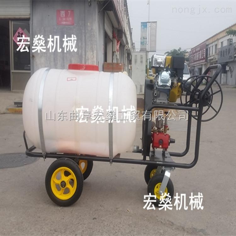手推車式打藥機 農藥噴霧器 高射程園林噴霧機
