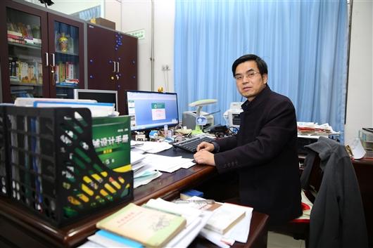 杨福增:创新智造丘陵山地农机