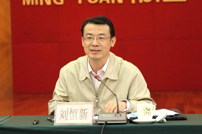 刘恒新:为农机化水平实现70%砥砺前行