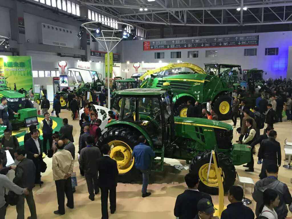 2017第九届中国(临沂)农业机械博览会
