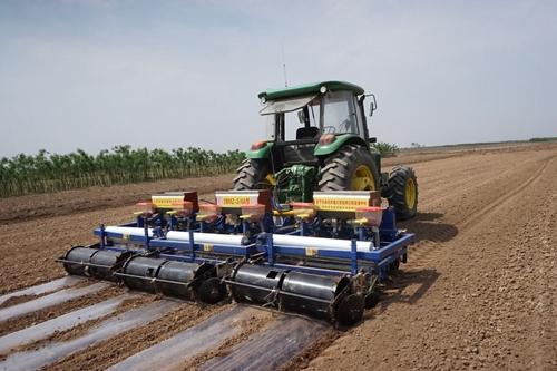 探索农机领域的创新与发展
