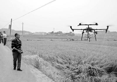 植保无人机行业亟需制定标准规范