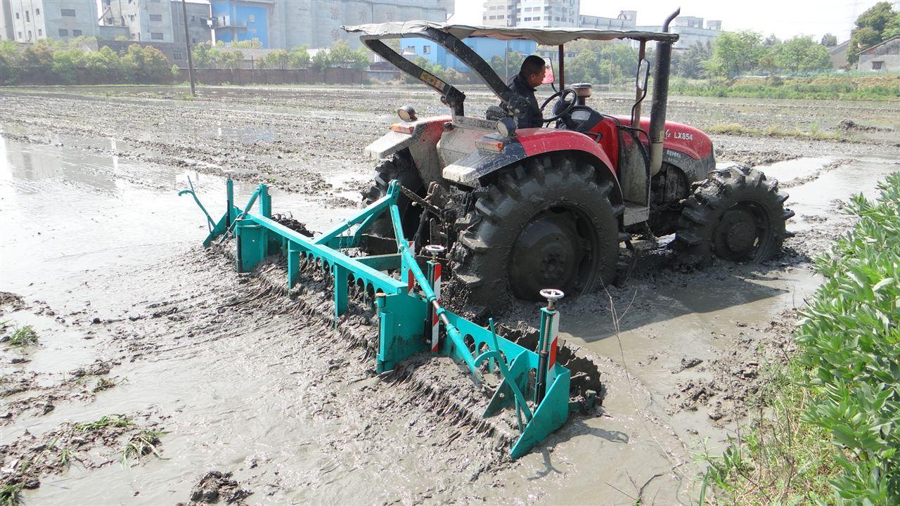 我国水田保护性耕作探索出机械化新路子图片