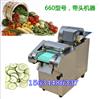 QH-QC瓜类用不锈钢切片机 食堂专用切菜机 多功能酸菜切丝机